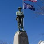 Statue of J.E.B. Stuart