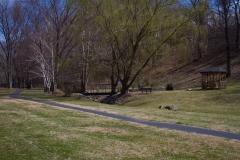Walking Trail at DeHart Park