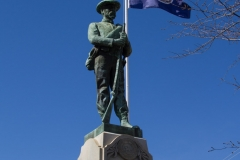 Statue of Confederate Soldier